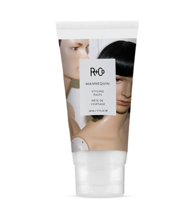 R+CO Mannequin Styling Paste Travel Size 50ml