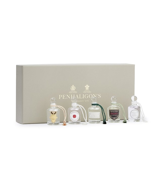 Penhaligon's Ladies' Fragrance Collection - 5 x 5ml