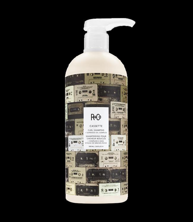 R+CO Shampooing pour boucles CASSETTE 1L