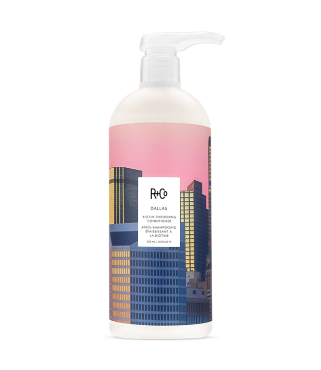R+CO Après-shampooing Biotine DALLAS 1L