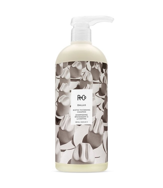 R+CO Dallas Biotin Thickening  Shampoo 1L
