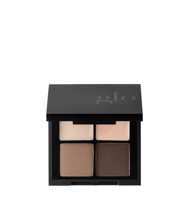 Glo Skin Beauty Brow Quad Brown