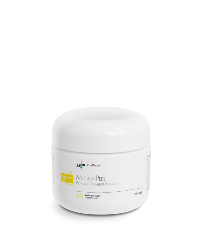 Pro-Derm Micro-Peel AHA Masque 125ml