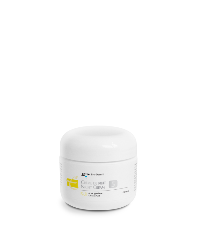 Pro-Derm Night Cream AHA 5% 60ml