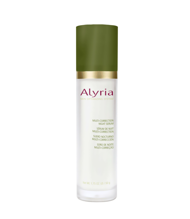 Alyria  Sérum de Nuit Multi-Correction 50g