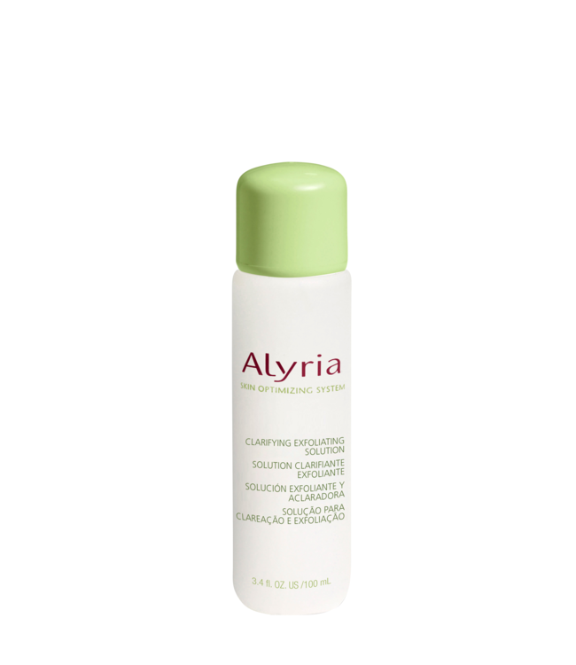 Alyria Clarifying Exfoliating Solution 100ml