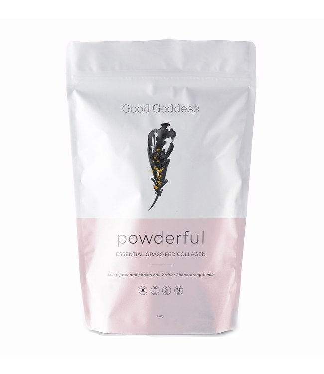 Good Goddess Powderful Grass-Fed Collagen 250g