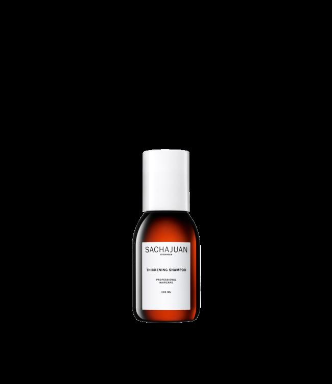SACHAJUAN Sachajuan: Thickening Shampoo Travel size 100ml