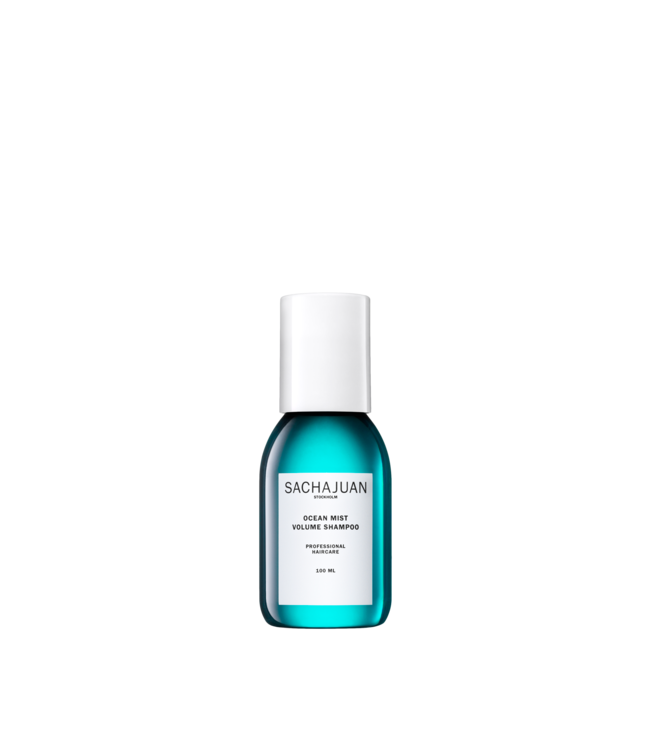 SACHAJUAN Ocean Mist Volume Shampoo Travel Size 100ml