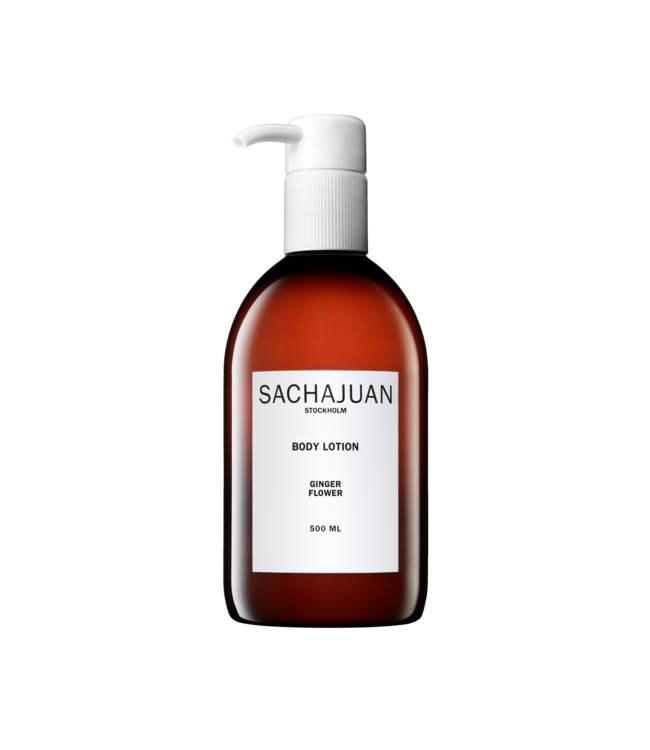 "SACHAJUAN Lotion pour le corps ""Ginger Flower"" 500ml"
