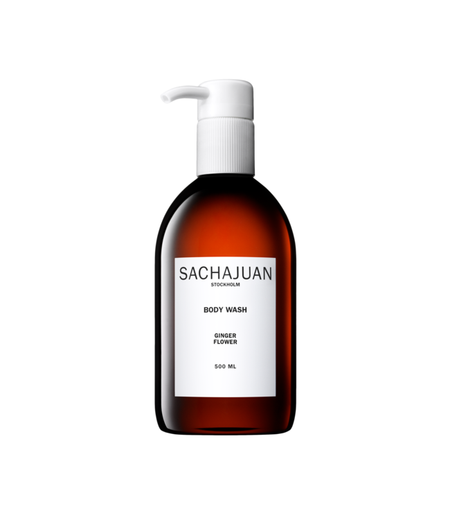 SACHAJUAN Body Wash Ginger Flower 500ml