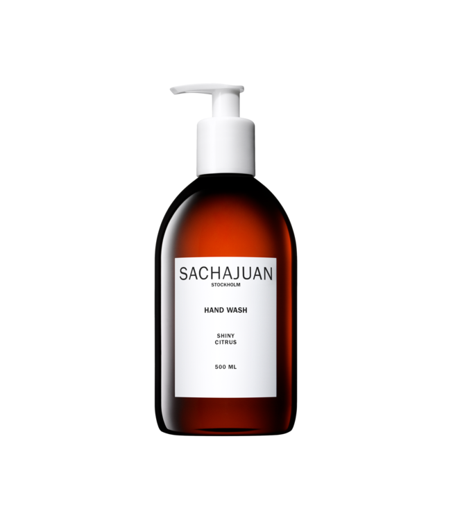 SACHAJUAN Hand Wash Shiny Citrus 500ml