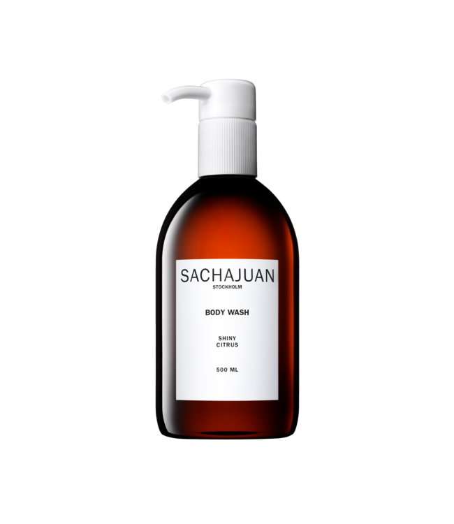 "SACHAJUAN Gel douche ""Shiny Citrus"" 500ml"