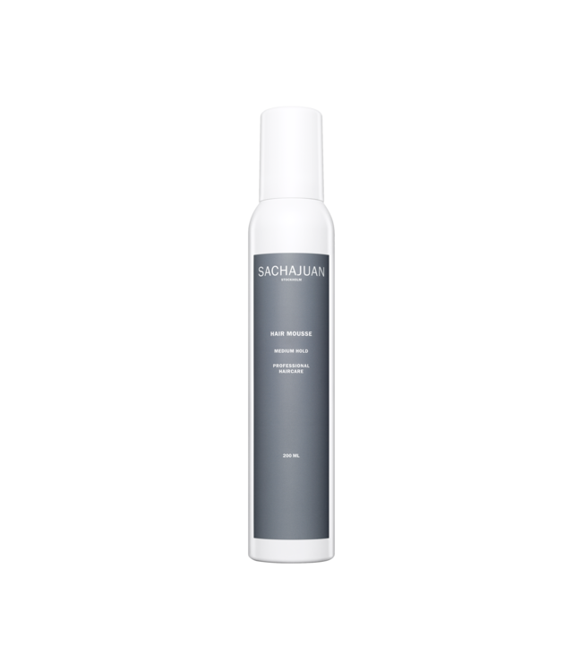 SACHAJUAN Sachajuan: Hair Mousse 200ml