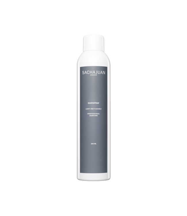 SACHAJUAN Hairspray Light and Flexible 300ml