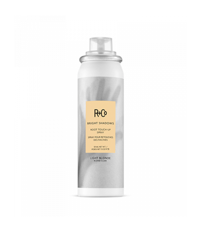 R+CO Root Touch-up Spray - Light Blond 59ml