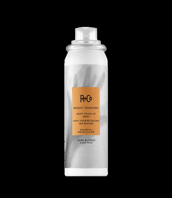 R+CO Spray retouches des racines BRIGHT SHADOWS - Blond foncé 59ml
