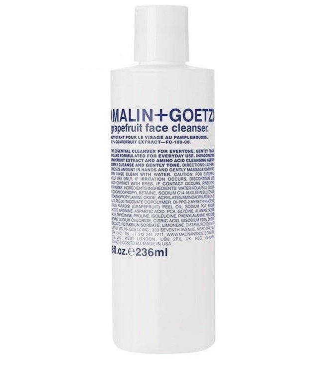 (MALIN+GOETZ) Grapefruit Face Cleanser 8oz/236ml
