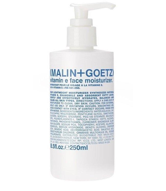 (MALIN+GOETZ) Vitamin E Face Moisturizer Pump 250ml