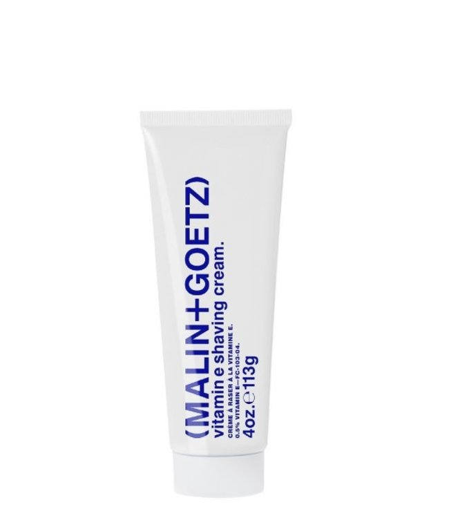(MALIN+GOETZ) Vitamin E Shaving Cream 4oz. / 113ml