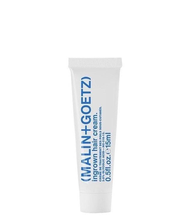 (MALIN+GOETZ) Crème traitante pour les poils incarnés .5oz/15g
