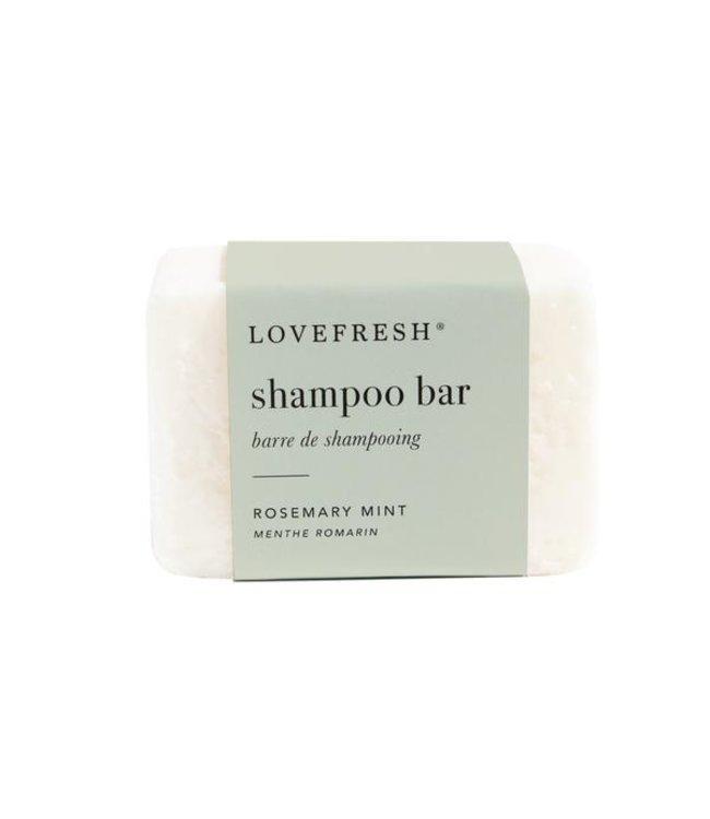 LoveFresh Shampoo Bar - Rosemary Mint