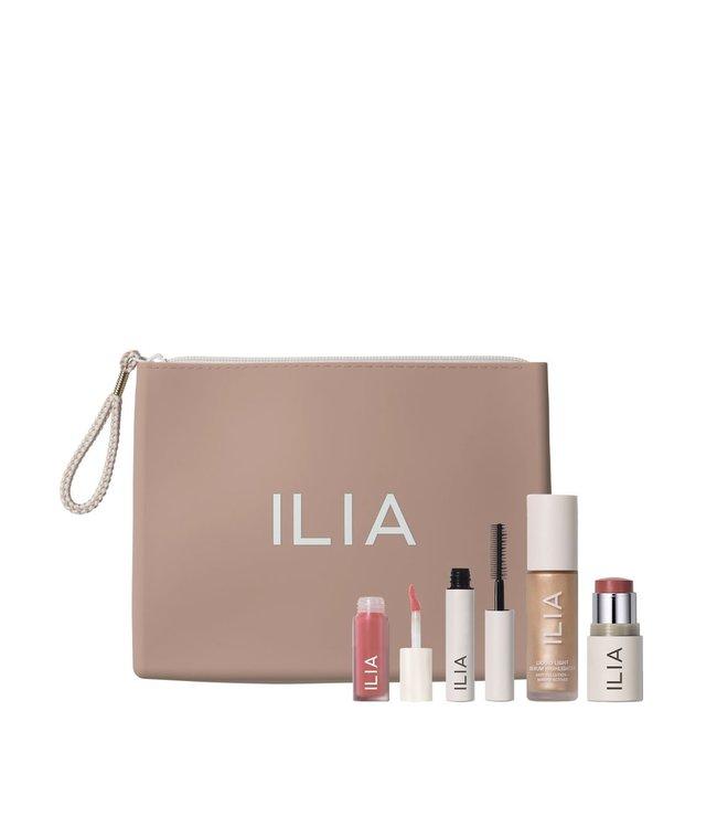ILIA Trousse Hello Clean Makeup | Édition limitée  | Festival Beauté