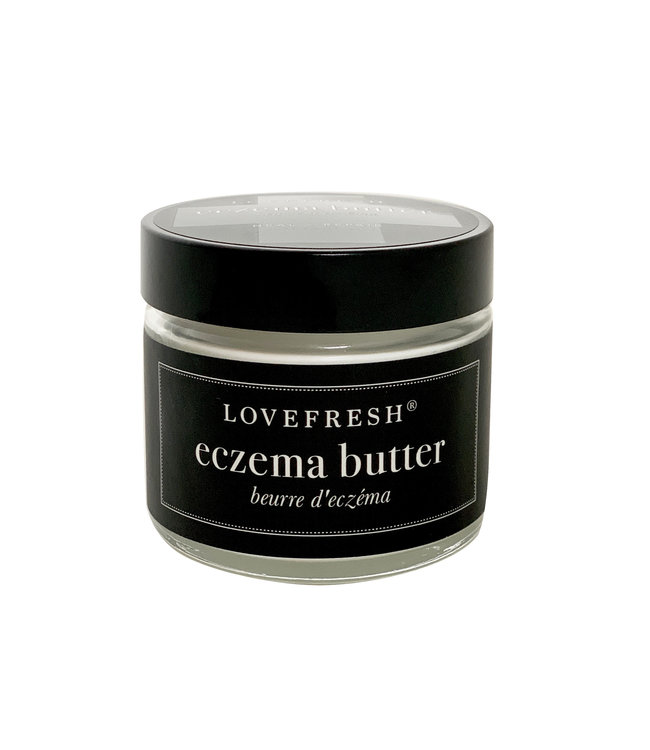 LoveFresh Beurre d'eczéma 60ml