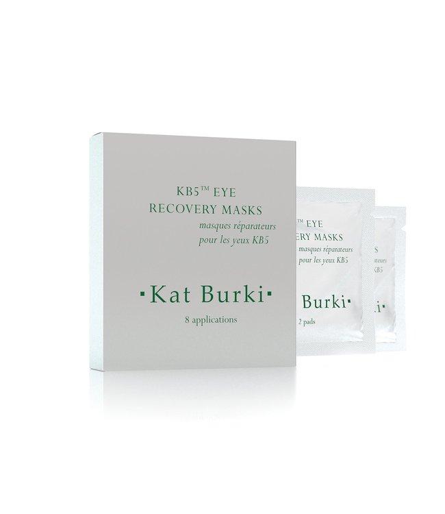 Kat Burki Masques réparateurs pour les yeux KB5 8 applications
