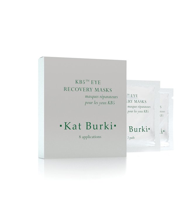 Kat Burki KB5 Eye Recovery Mask 8 applications