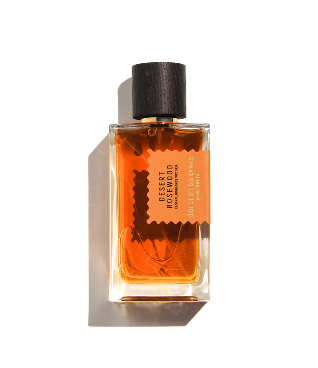 GOLDFIELD & BANKS AUSTRALIA Desert Rosewood Perfume Concentrate