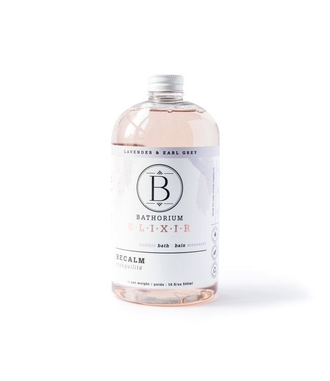 Bathorium BeCalm Bubble Bath Elixir 500ml