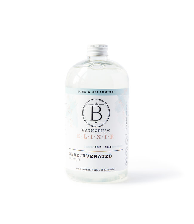 Bathorium BeRejuvenated Bubble Bath Elixir 500ml