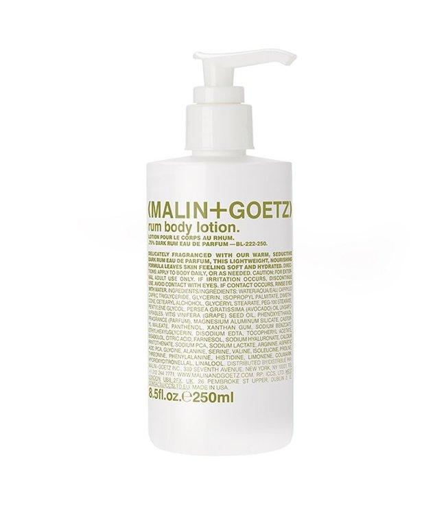 (MALIN+GOETZ) Lotion pour le corps au rhum 8.5oz/250ml