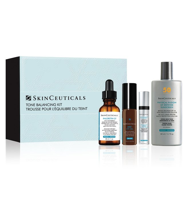 SkinCeuticals Tone Balancing  Kit | Limited Edition