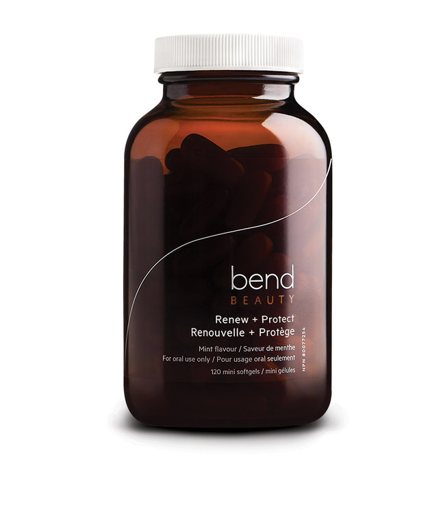 Bend Beauty Bend Beauty: Anti-Aging Formula Capsules 120