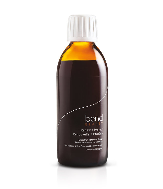 Bend Beauty Renew + Protect Anti-Aging Formula Liquid 200ml