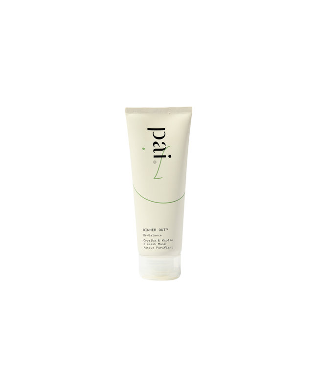 Pai Skincare Dinner Out - Masque Purifiant 75ml