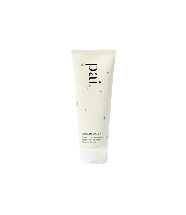 Pai Skincare Curtain Call Rosehip & Strawberry Leaf Brightening Mask 75ml