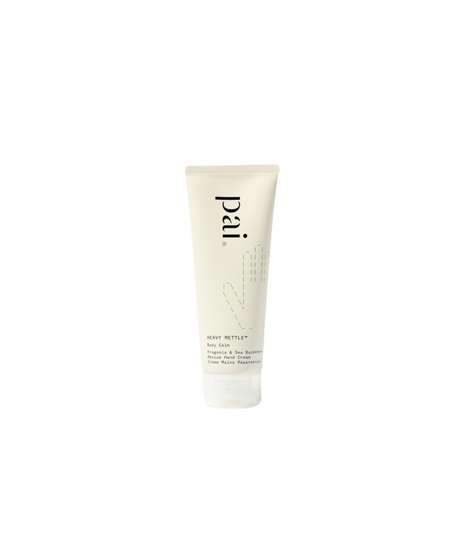 Pai Skincare Heavy Mettle Fragonia & Sea Buckthorn Rescue Hand Cream 75ml