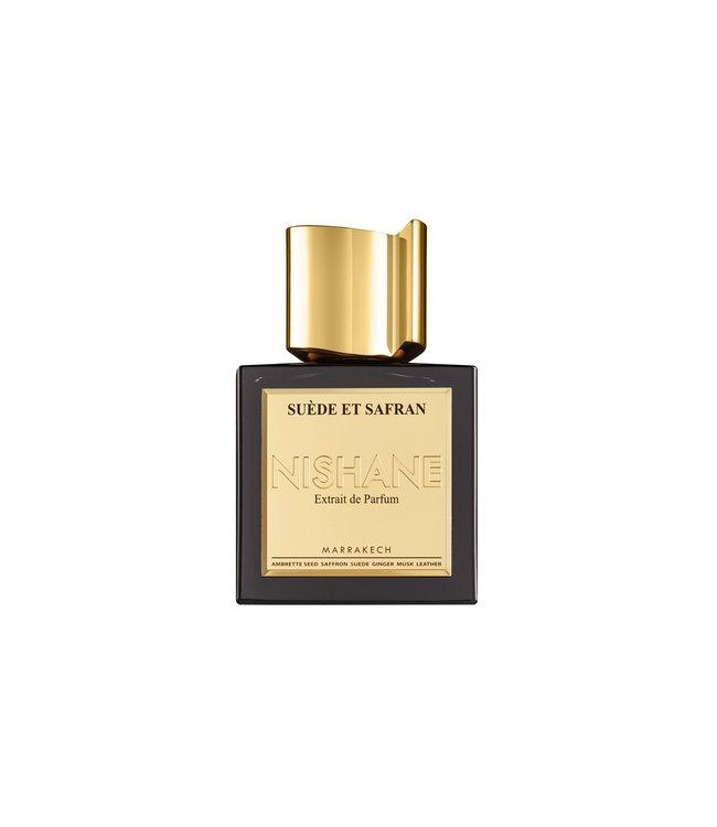 Nishane Suede et Safran Extrait de Parfum