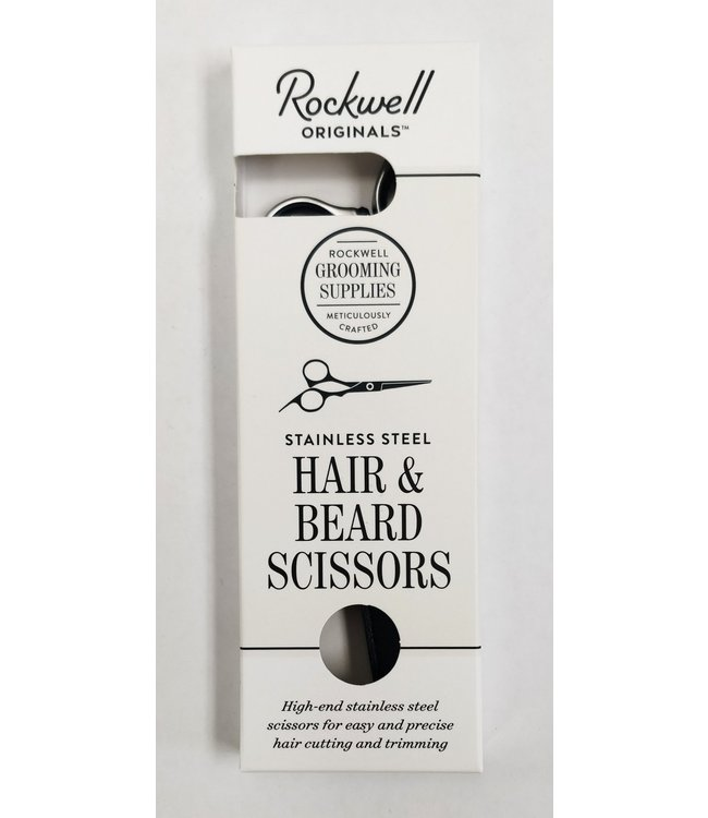 Rockwell Razors Hair & Beard Scissors