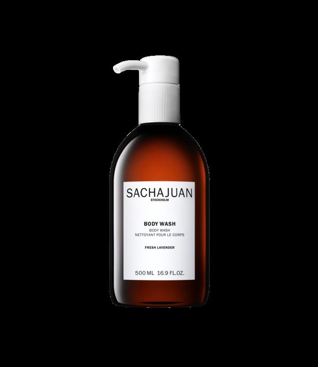 SACHAJUAN Body Wash Fresh Lavender 500ml