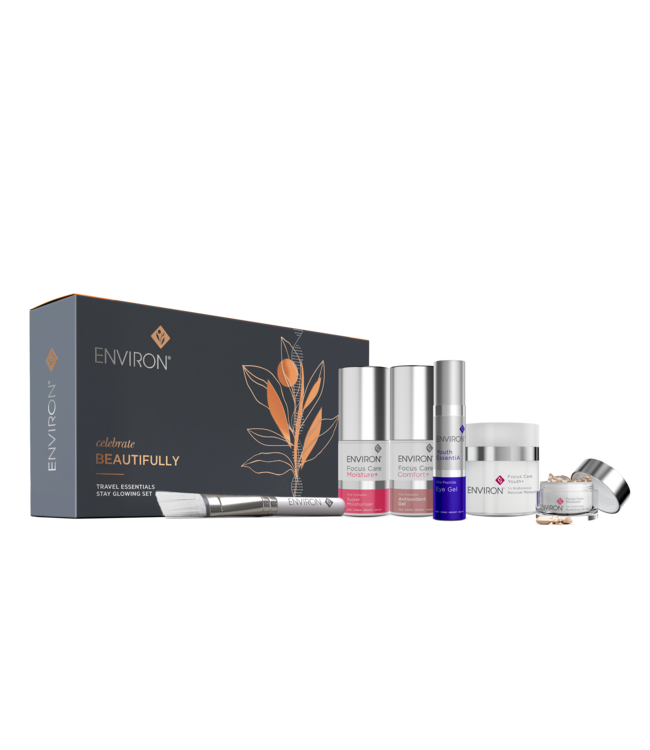 Environ Stay Glowing Discovery Set