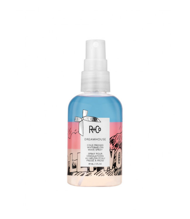 R+CO Spray pour ondulations DREAMHOUSE 89ml