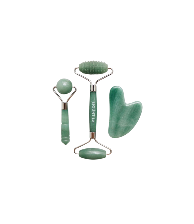 Mount Lai Jade Trio Balancing Set - Limited Edition