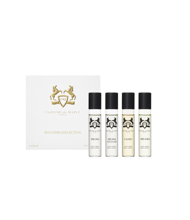 Parfums de Marly Set de Collection Féminin - 10ml x 4