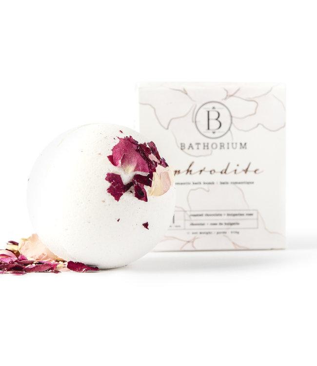 Bathorium Bombe pour le bain Aphrodite 510g