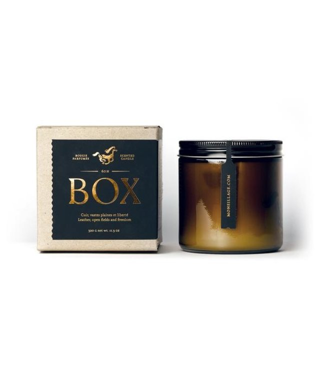 Monsillage Box Candle 320g