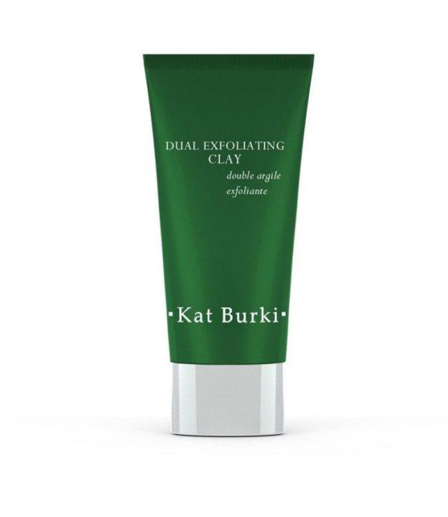 Kat Burki Masque à l'argile exfoliante double-action 130ml